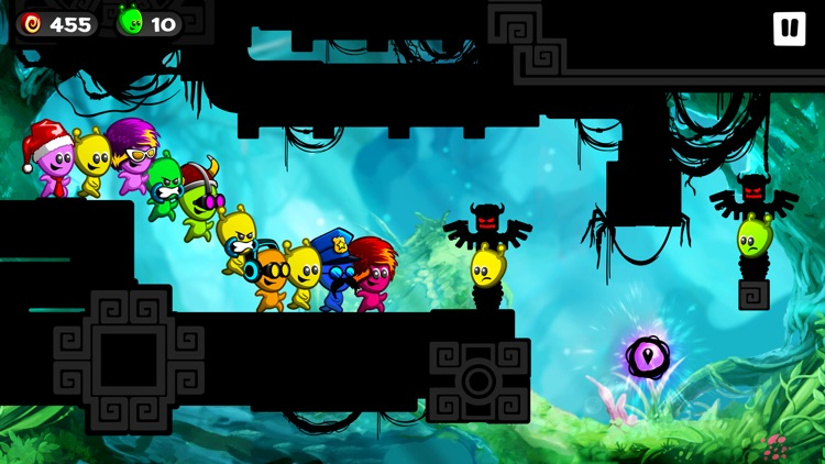 Gummy Heroes screenshot-0