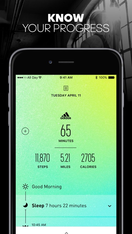 All Day - Daily Activity Guide