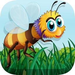 Angry Bee - Flying High