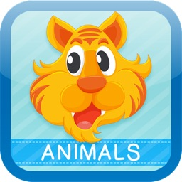 Memo Cards Animals for Kids: Learn and Fun - Free little game for Kids and Toddlers - Age 1 to 9