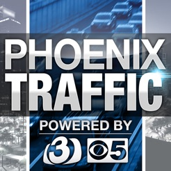 Traffic Map Phoenix Az.Phoenix Traffic On The App Store