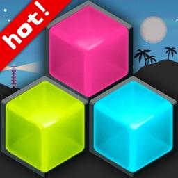 Hexagon Fit Puzzle