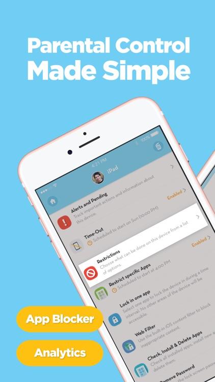 ScreenGuide Parental Control screenshot-0