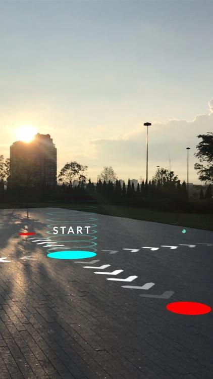 AR Runner screenshot-4