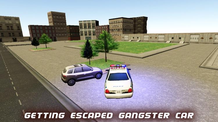 POLICE CHASING GANGSTER SIM