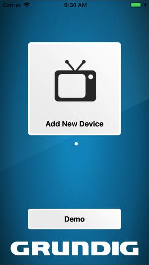 grundig tv app