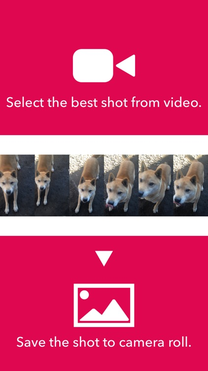 Convert Video to Photo - iDrip