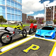 Activities of Bike Race & Motorcycle Parking