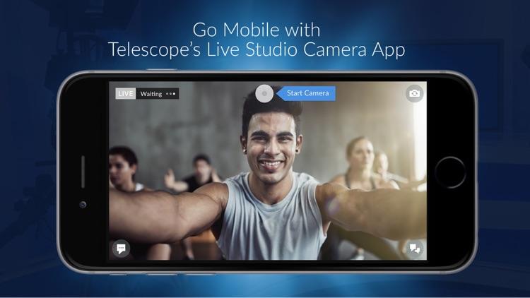 Live Studio Camera - Telescope