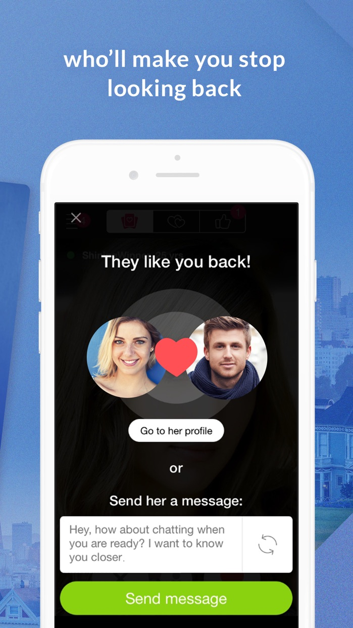LoveAgain - Dating App Screenshot
