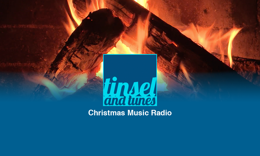 Tinsel & Tunes Yule Log on the App Store