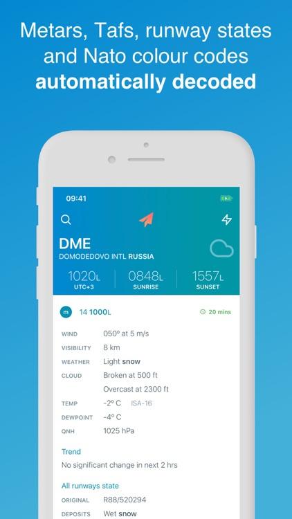 Flyr screenshot-1
