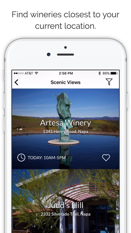 Winery Guide - Napa Valley screenshot-0
