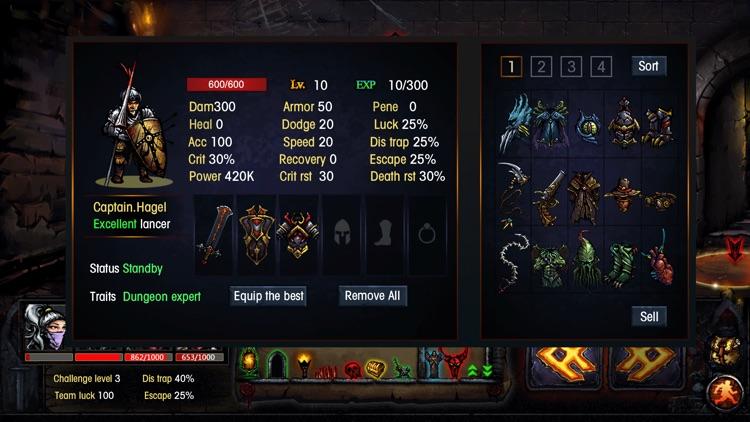 Dungeon Survival screenshot-4