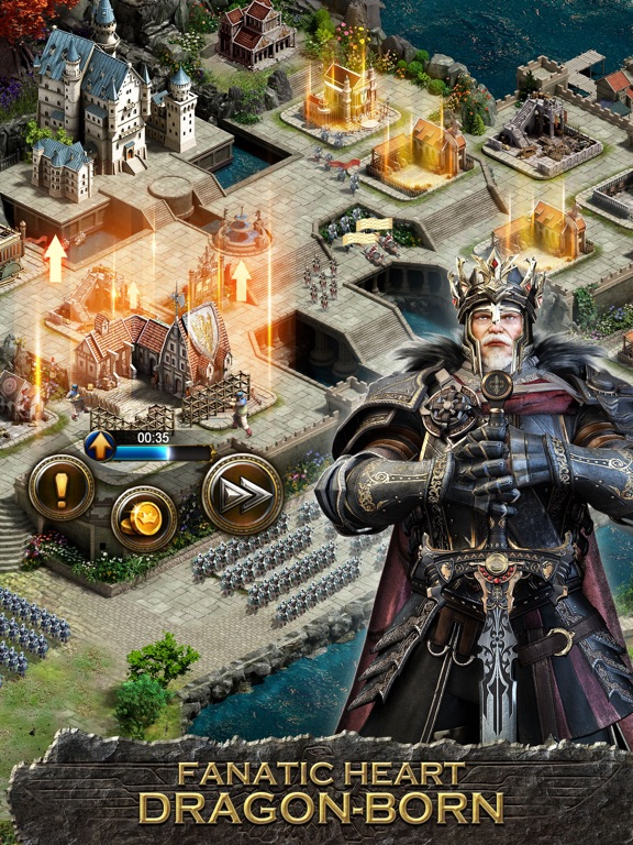 Clash of Kings - CoK Screenshots
