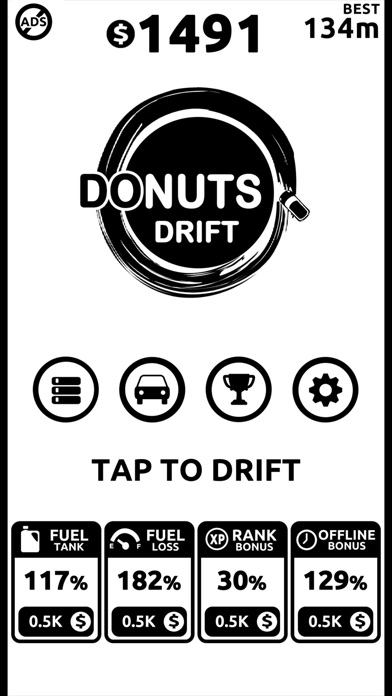 Donuts Drift Screenshot 4