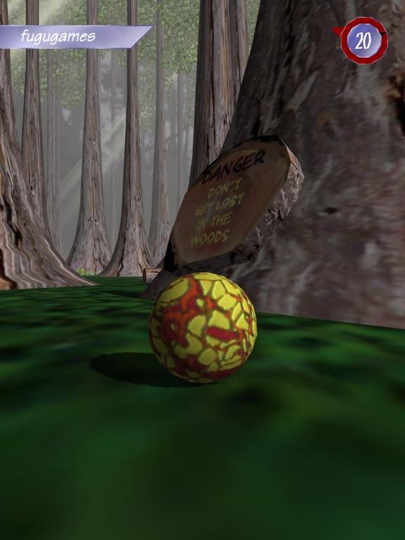 HyperBowl Forest Скриншоты12
