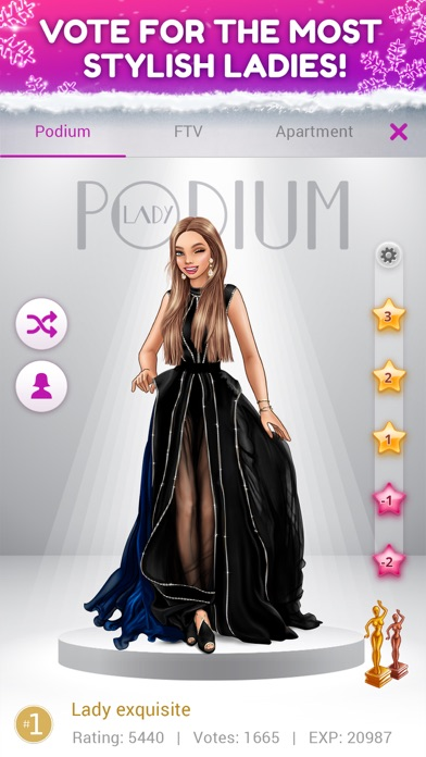 Lady Popular: Fashion Arena Screenshot 8