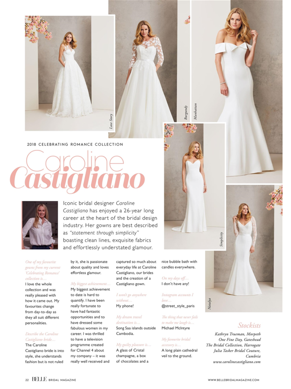 Belle Bridal magazine screenshot 8