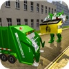 Garbage Truck Robot Transform