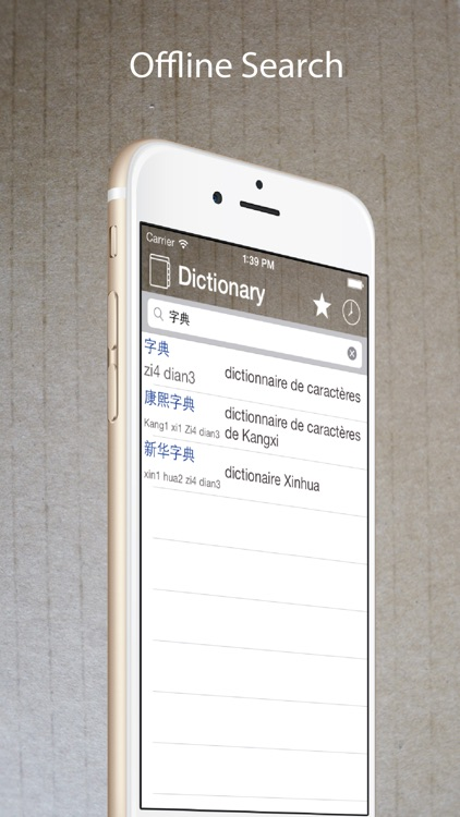 Chinese French Dictionary 法中词典 screenshot-4