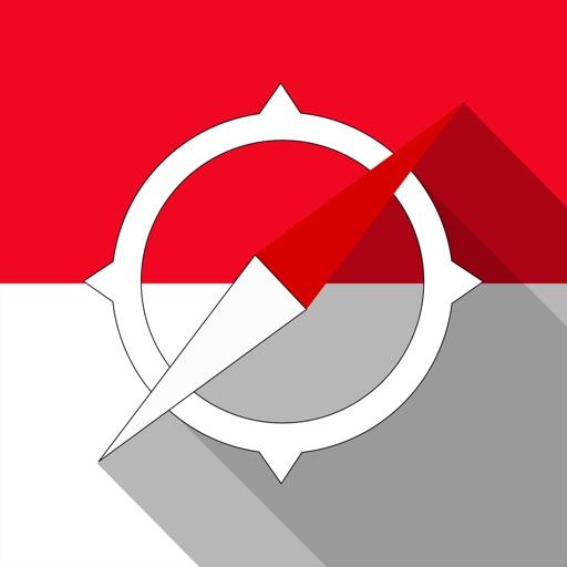 Indonesia Offline Navigation
