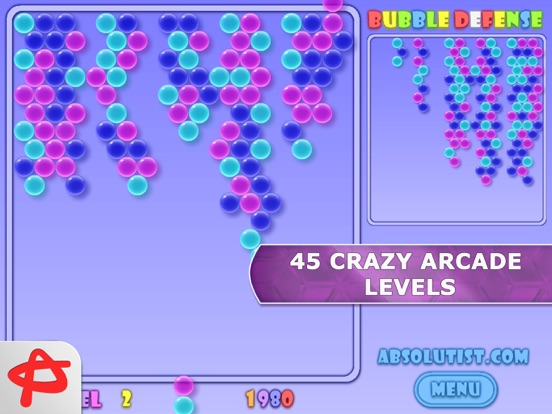 Bubblez: Bubble Defense Full screenshot 3