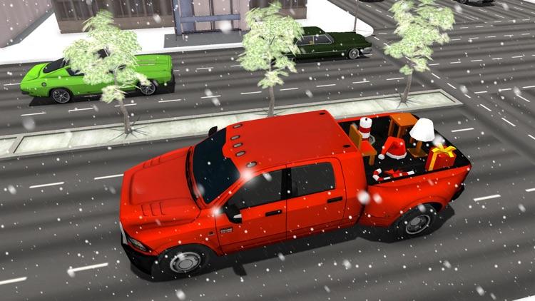 Santa Gift Delivery Xmas Games screenshot-4