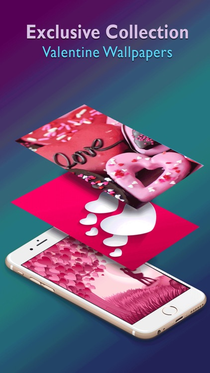HD Valentine Wallpapers ® screenshot-3