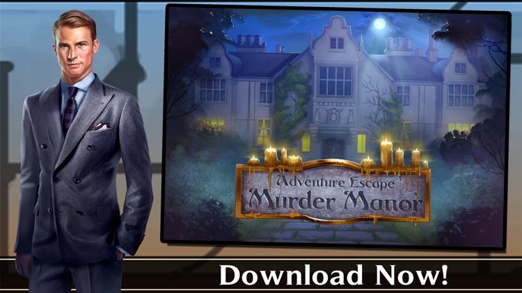 Adventure Escape: Murder Manor screenshot-4