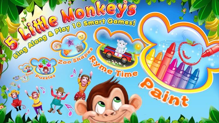 5 Little Monkeys Full Version