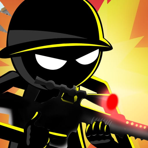 Army Stickman Shooter - Elite Sniper Assassin Edition