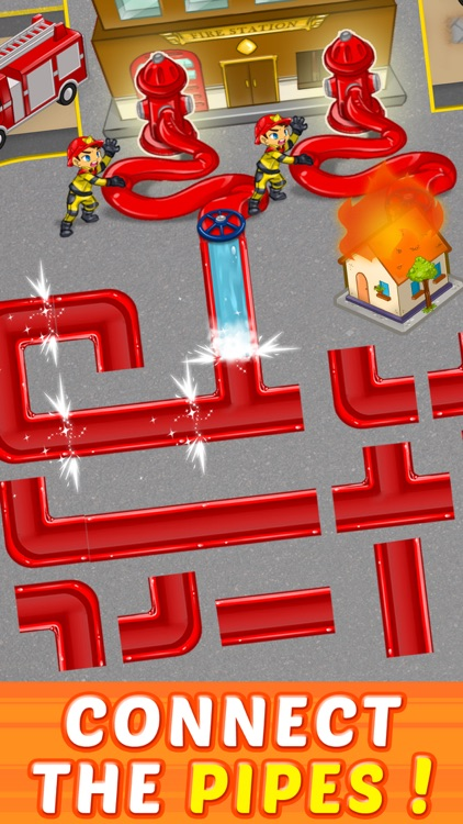 Fireman Plumber : rescue now !