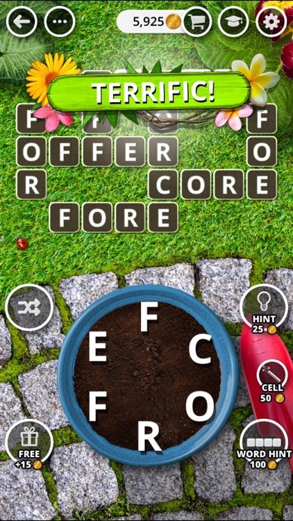 Garden of Words - Word Game screenshot-5