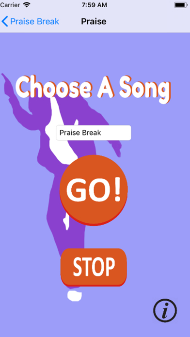 Praise-Break by Jonathan Hutchinson (iOS, United States