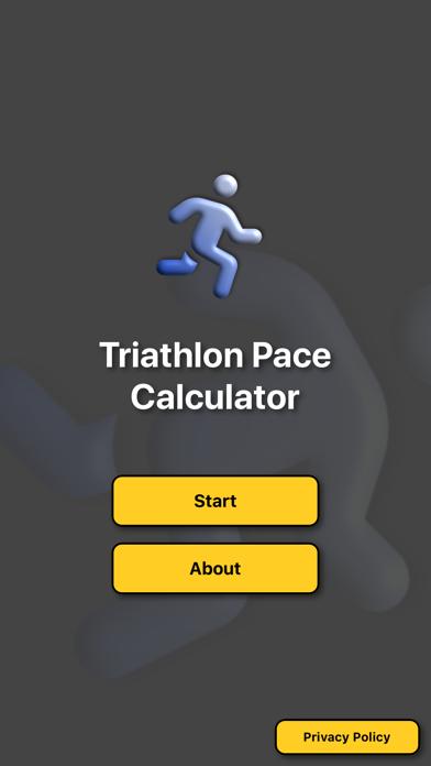 Triathlon Pace Calculatorのおすすめ画像4