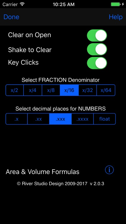 inchCALC screenshot-3