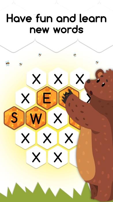 Hexty - Sweet Word Search screenshot #5