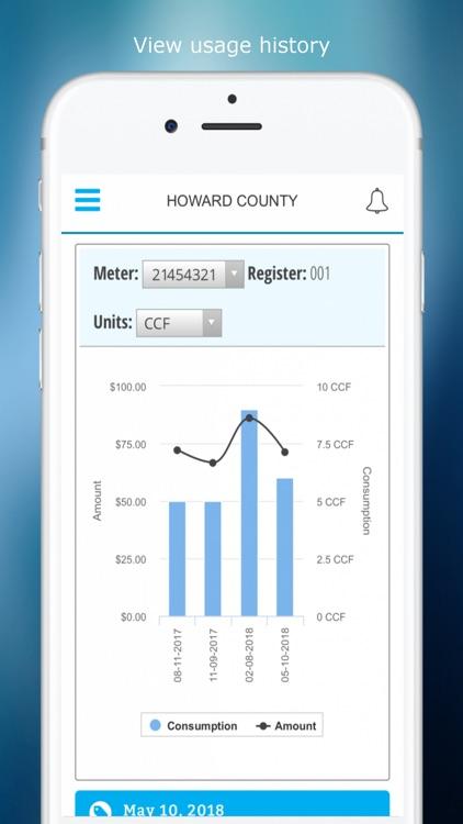 Howard County Utilli screenshot-3