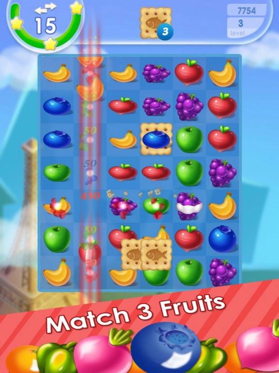 Amazing Fruit-Magic Fun screenshot 6