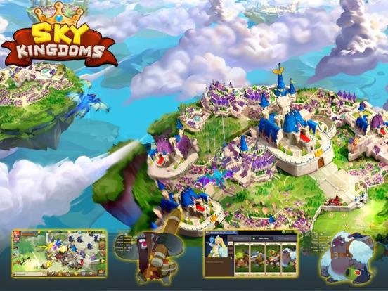 Sky Kingdoms на iPad