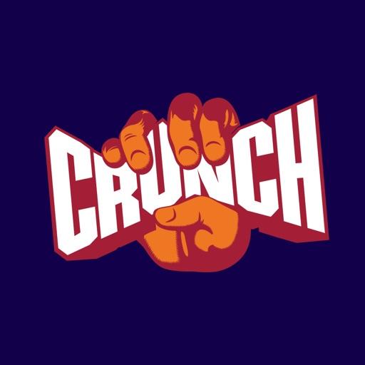 Crunch Fitness iOS App
