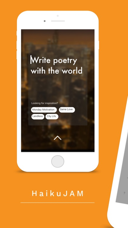 HaikuJAM: write poems together