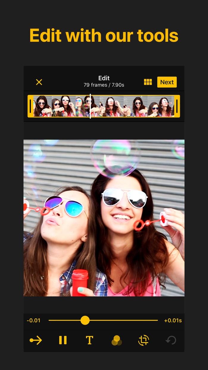 ImgPlay - GIF Maker Screenshot