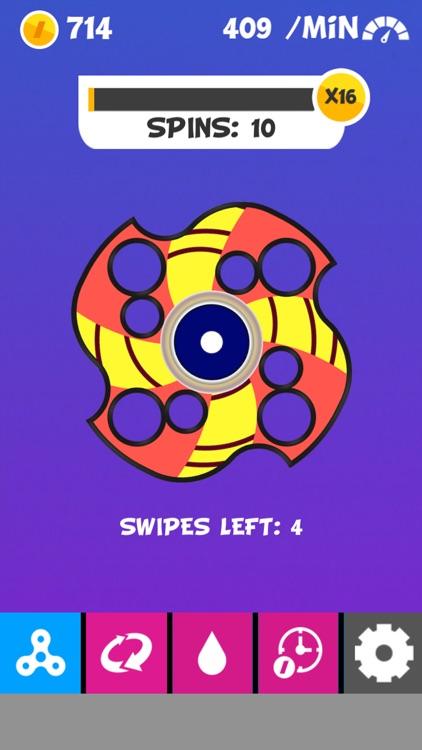 Fidget Spinner - Spin Simulator screenshot-4
