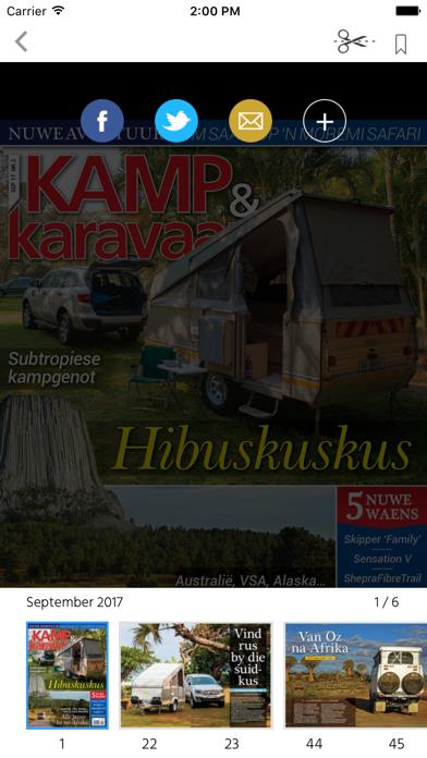 Kamp en Karavaan screenshot 2