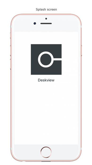 Deskview screenshot #1