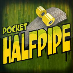 Ícone do app Pocket HalfPipe