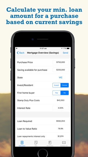 mortgage home loan calculator on the app store