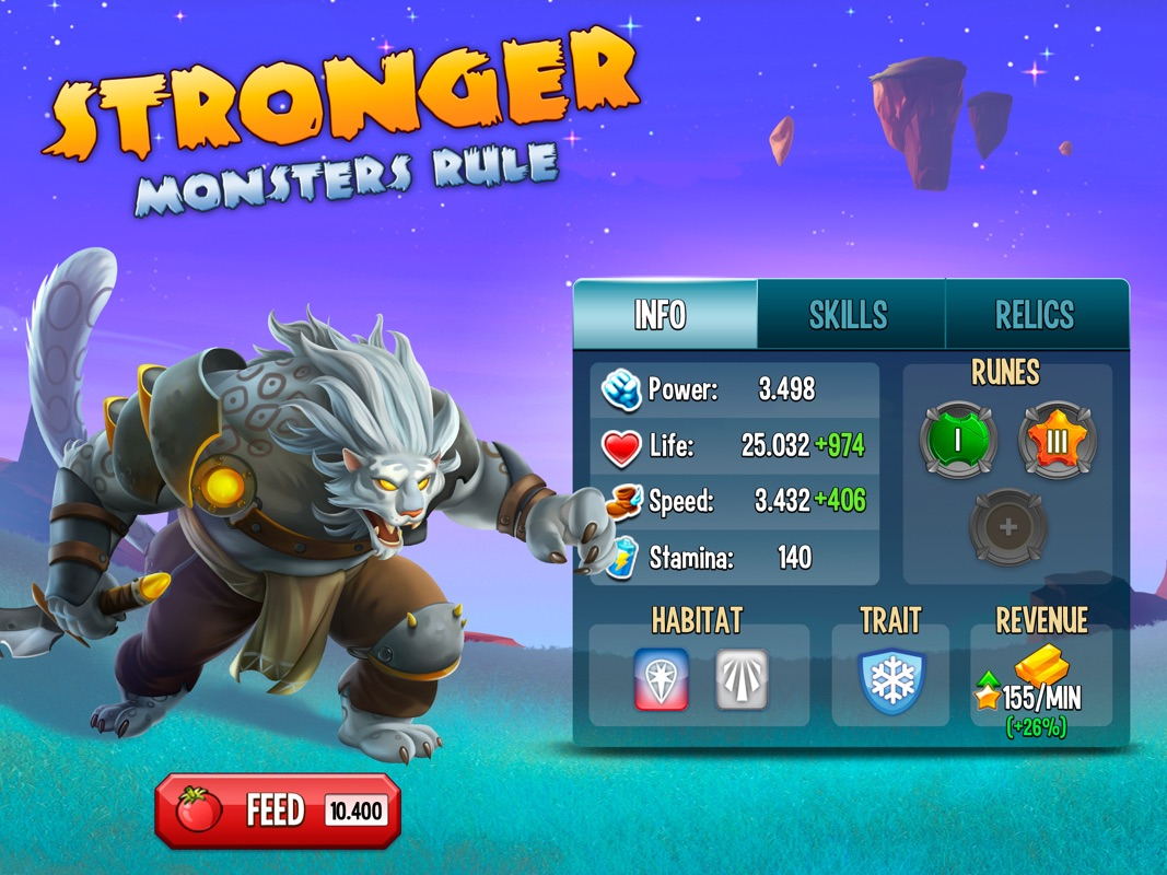 Monster Legends Online Hack Tool